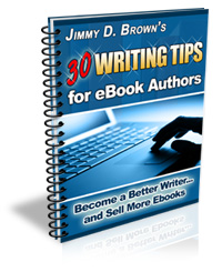 writing tips for ebook authors
