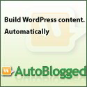 Wordpress content for your blog
