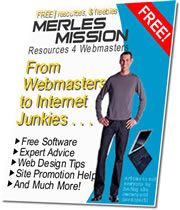 Subscribe to Merle's Mission Ezine Today